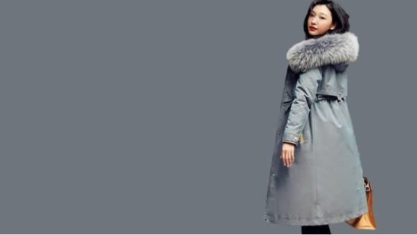 强势来袭:时尚爆款羽绒服面料——T400变色龙