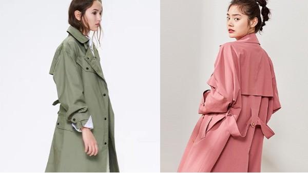 时间重塑:经典时尚风衣面料