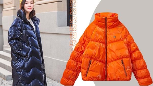 """冬日的""""保暖者""""——尼龙亮皮皱面料,与时尚完美平衡"""