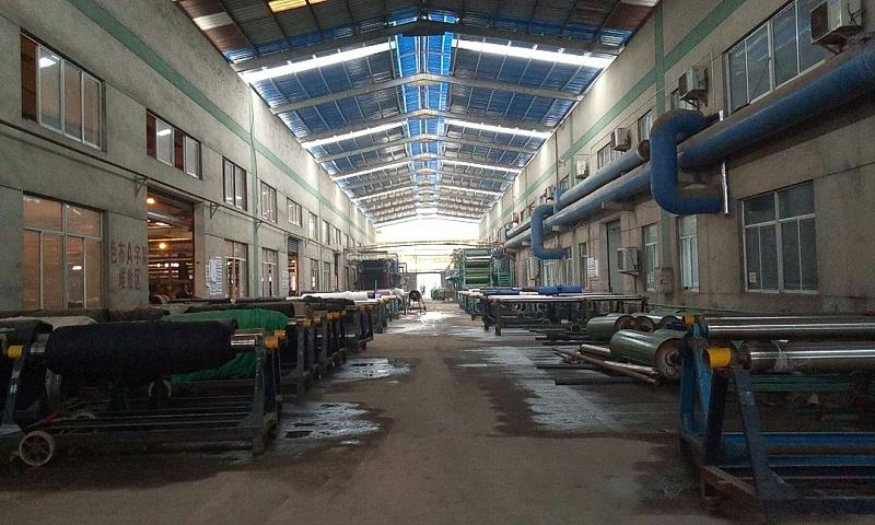 金鸿胜纺织染厂