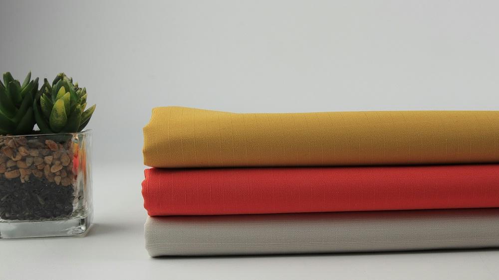 化纤格子布