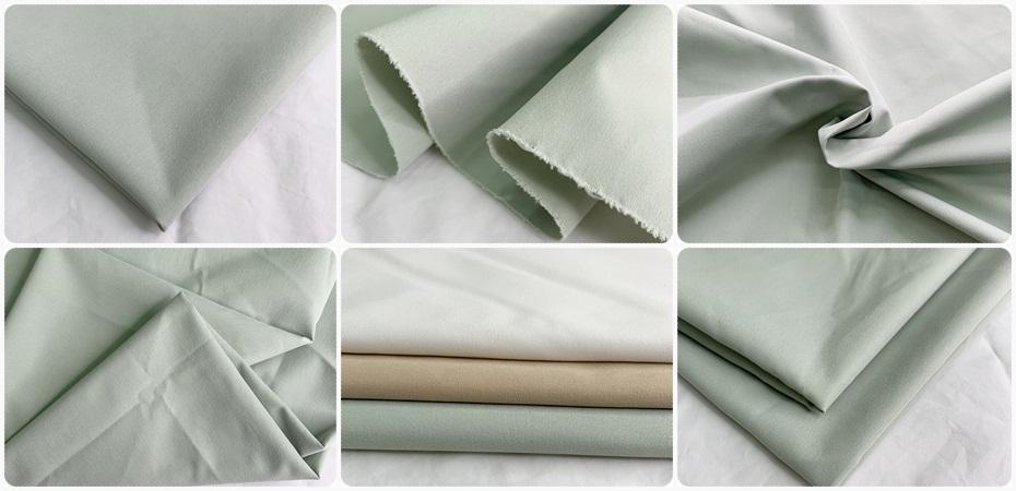 T400酷丝棉平纹面料
